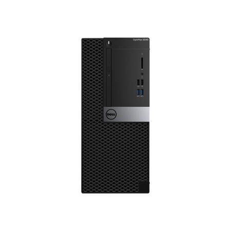 XMN8X Dell OptiPlex 5040 Core i5-6500 4GB 500GB DVD-RW Windows 10 Professional Desktop