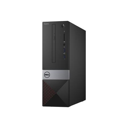 XRRXX Dell Vostro 3268 Core i3-7100 4GB 1TB DVD-RW Windows 10 Professional Desktop