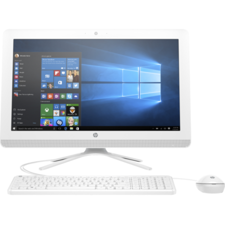 77456537/1/Y0Y85EA GRADE A1 - HP 22-b031na Core i3-6100U 8GB 1TB Windows 10 22 Inch All In One