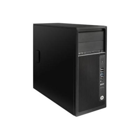 Y3Y83EA HP Z240 Core i7-7700K 16GB 256GB SSD Windows 10 Pro Workstation PC