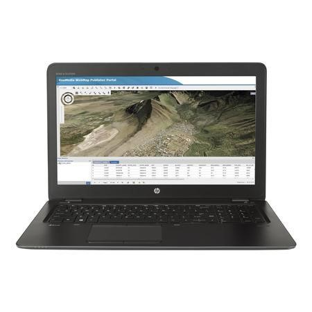Y6J54EA HP ZBook 15u G3 Mobile Workstation Core i7-6500U 16GB 256GB SSD 15.6 Inch Windows 10 Pro Laptop