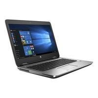 HP ProBook 640 G2 Core i5-6200U 4GB 500GB DVD-RW 14 Inch Windows 10 Professional Laptop