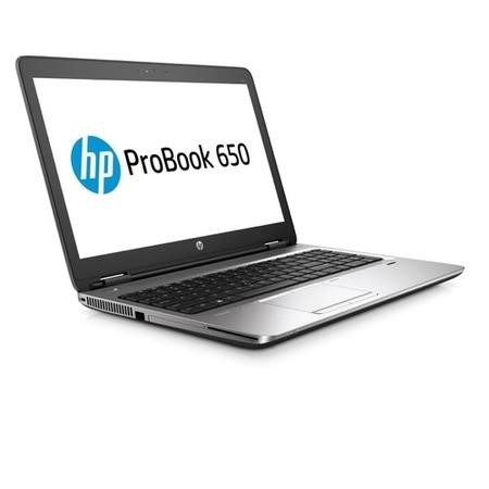 HP ProBook 650 G2 Core i5-6200U 4GB 500GB 15.6 Inch DVD-SM Windows 10 Pro Laptop