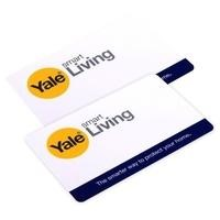 Yale Key Card Twin Pack