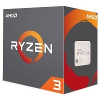 AMD Ryzen 3 1300X Quad-Core AM4 Socket Processor with Wraith Stealth Cooler
