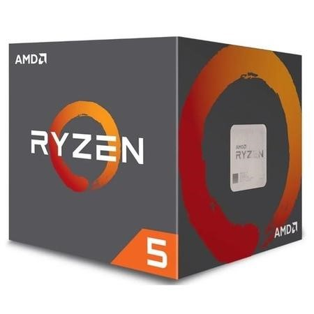 AMD Ryzen 5 Quad Core 1400 3.40GHz (Socket AM4) Processor - Retail