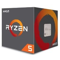 AMD Ryzen 5 Six Core 1600X 4.00GHz Socket AM4 Processor - Retail