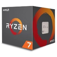 AMD Ryzen 7 Eight Core 1700 3.70GHz Socket AM4 Processor - Retail