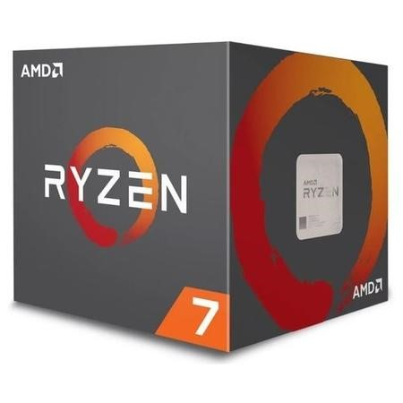 YD1700BBAEBOX AMD Ryzen 7 1700 8 Core AM4 Desktop CPU Processor with Wraith Spire 95W Cooler