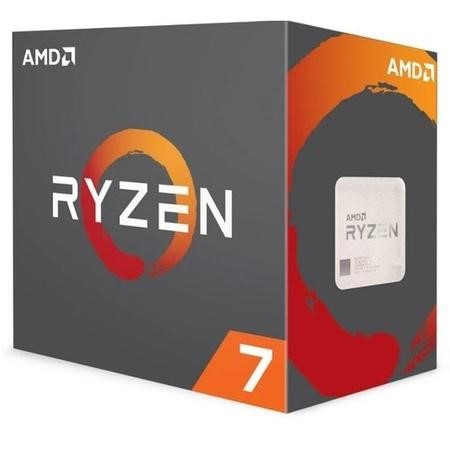 YD180XBCAEWOF AMD Ryzen 7 1800X 8 Core AM4 Desktop CPU Processor