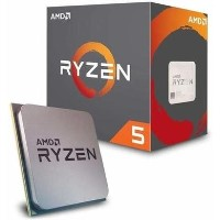 AMD Ryzen 5 2600X Socket AM4 4.2GHz Zen+ Processor