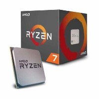 AMD Ryzen 7 Eight Core 2700 4.10GHz Socket AM4 Processor - Retail