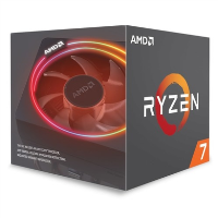 GRADE A1 - AMD Ryzen 7 Eight Core 2700X 4.35GHz Socket AM4 Processor - Retail