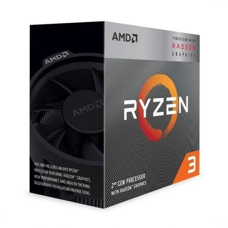 AMD RYZEN 3 3200G QUAD CORE 4.0GHz Socket AM4 Processor - Retail