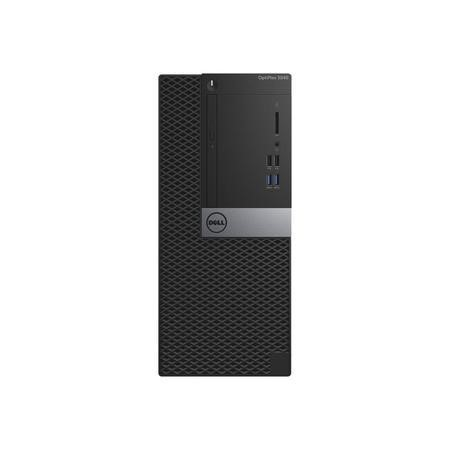 YG59F Dell OptiPlex 3040 Core i5-6500 4GB 500GB DVD-RW Windows 10 Professional Desktop