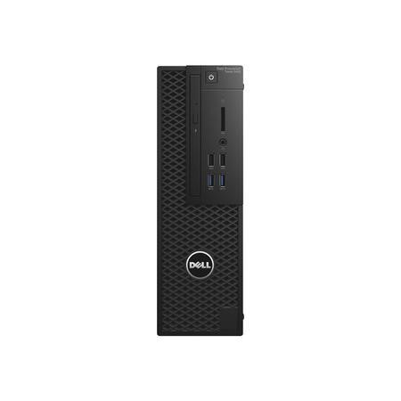 YRC46 Dell Precision T3420 Core i7-6700 8GB 1TB AMD Radeon PRO WX 4100 Windows 10 Pro Desktop