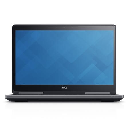 Dell Precision M7710 Intel Xeon E3-1535M 16GB 1TB+256GB SSD 17.3 Inch Windows 7 Professional Worksta