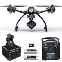 GRADE A2 - Yuneec Typhoon Q500 4K Camera Drone with Extra Battery & Free Flight Case