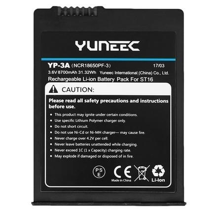 Yuneec ST16S Battery 1S 8700mAh Li-Ion