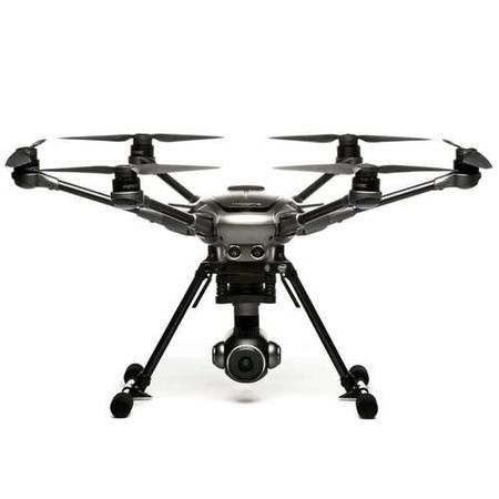 Yuneec Typhoon H Plus Drone with C23 Camera and Intel RealSense - 2 Batteries and Backpack