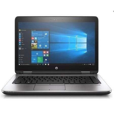 Z2W27ET HP ProBook 640 G3 Core i3-7100U 4GB 500GB 14 Inch Windows 10 Professional Laptop