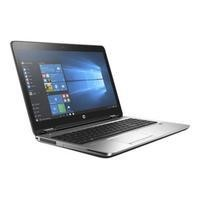 HP ProBook 650 G3 Core i5-7200U 4GB 500GB DVD-RW 15.6 Inch Windows 10 Professional Laptop