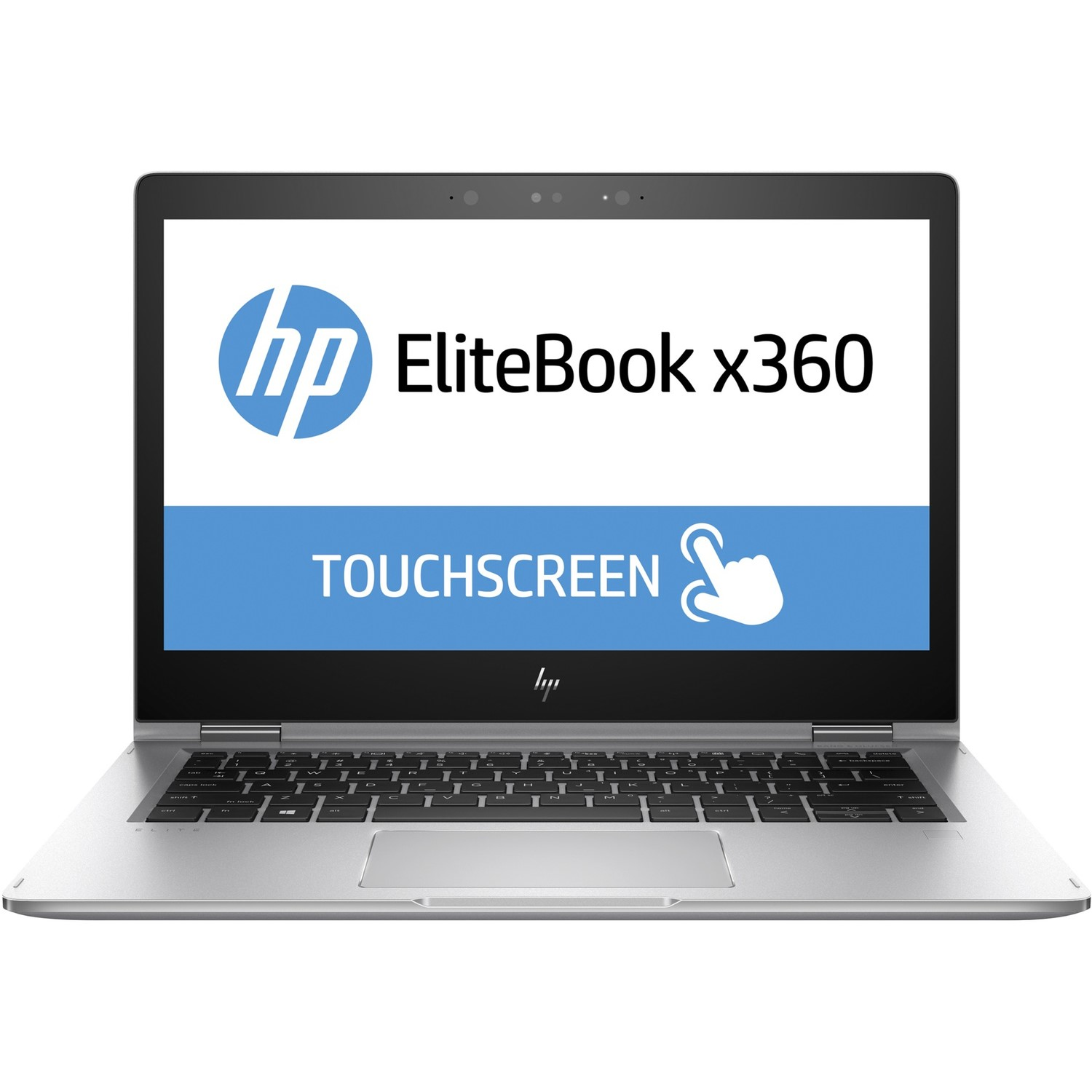Hp EliteBook x360 1030 G2 Core i5-7200U 8GB 256GB SSD 13 3 Inch Windows 10  Professional Laptop