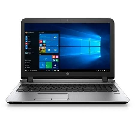 HP ProBook 450 G3 Core i3-6100U 4GB 500GB DVD-RW 15.6 Inch Windows 10 Professional Laptop