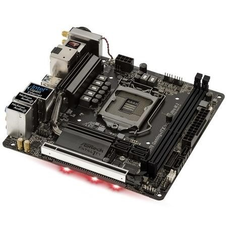 Asrock Z370 GAMING Intel Socket 1151 Mini ITX Motherboard