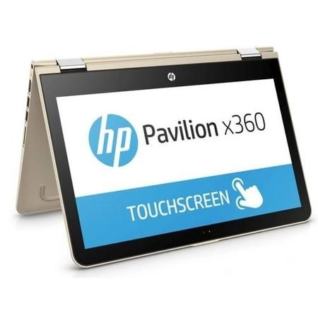 "GRADE A2 - Refurbished HP Pavilion x360 13-0102ng 13.3"" Intel Core i5-7200U 8GB 128GB SSD Windows 10 Touchscreen Convertible Laptop"