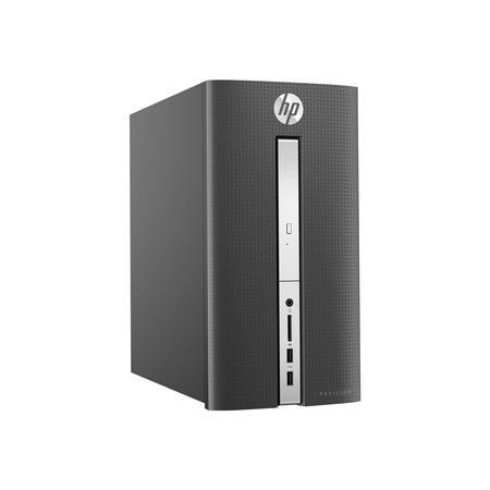 GRADE A1 - HP Pavilion 510-p141na AMD A10-9700 8GB 1TB DVD-SM Radeon RX 460 Windows 10 Desktop