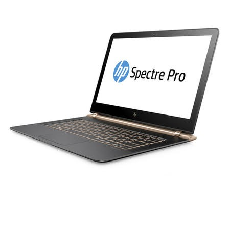 A1/Z5D27EA Refurbished HP Spectre 13-v102na Core i7-7500U 8GB 512GB SSD 13.3 Inch Windows 10 Laptop