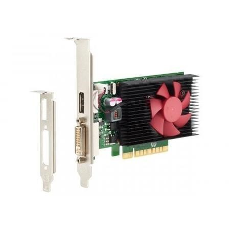 Hewlett Packard Nvidia GT 730 2GB DP Card