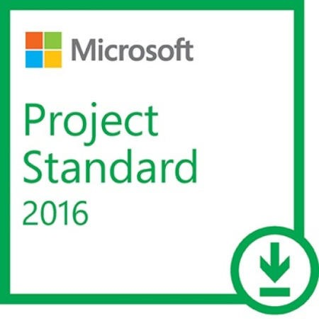 Microsoft Project Standard 2016 - Electronic Download