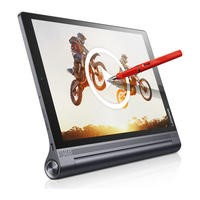 Lenovo Yoga Tab 3 Intel Atom Z8500 2GB 32GB 10.1 Inch Android 5.1 Tablet with Integrated Projector
