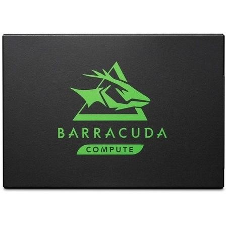 Box Opened Seagate Barracuda 120 250GB SSD