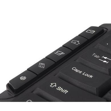 Zalman ZM-K200M USB Keyboard - Black