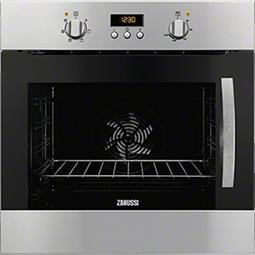Zanussi ZOA35525XK Electric Built-in Single Oven - Stainless steel