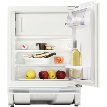 Zanussi ZQA12430DA Integrated Under Counter Fridge With Icebox