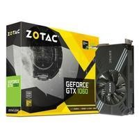 Zotac Mini GeForce GTX 1060 6GB GDDR5 Graphics Card