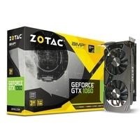 Zotac AMP Edition GeForce GTX 1060 3GB GDDR5 Graphics Card