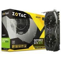 Zotac NVIDIA GeForce GTX 1070 8GB GDDR5 AMP Edition