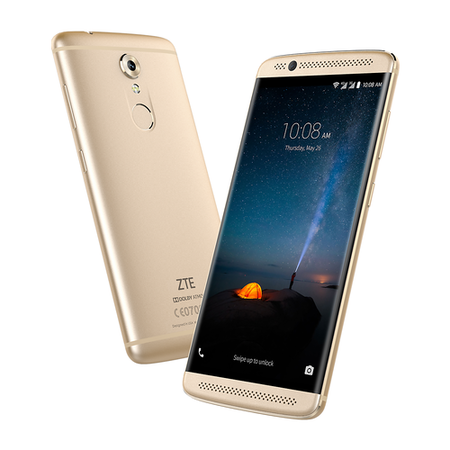 "ZTE Axon 7 Mini Gold 5.2"" 32GB 4G Unlocked & SIM Free"