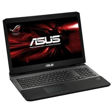 Refurbished Grade A1 Asus G750JX Gaming Laptop Core i7 8GB 1.5TB 17.3 inch Windows 8