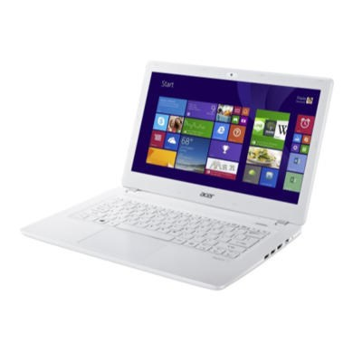 "Refurbished Acer Aspire V3-371 13.3"" Intel Core i5-4258U 2.16GHz 6GB 120GB SSD Windows 8.1 Laptop in White"