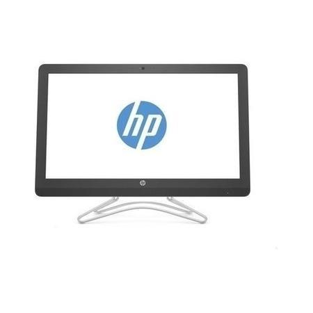 Refurbished HP 24-e031na Core i3-7100U 8GB 2TB DVD-RW 23 8 Inch Windows 10  All-In-One