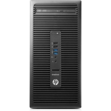 a1/1UX89EP Refurbished HP EliteDesk 705 G3 AMD A10-8770 8GB 256GB Windows 10 Pro Desktop