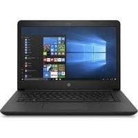 "Refurbished HP 14-bp069sa 14"" Intel Core i5-7200U 4GB 128GB SSD Windows 10 Laptop in Black"