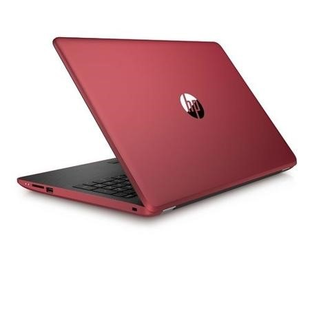 Refurbished HP 15-bs560sa Core i3-7100U 4GB 1TB 15.6 Inch Windows 10 Laptop in Red