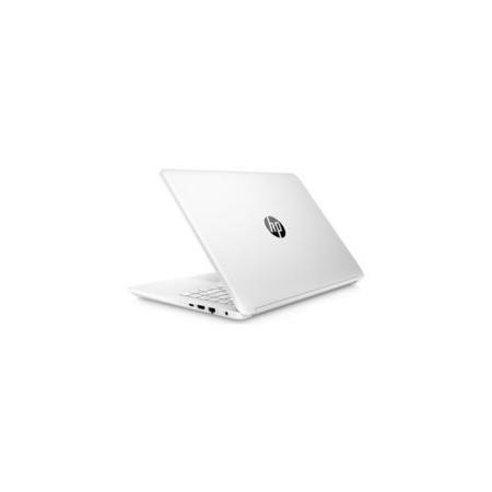 "Refurbished HP 14-bp071sa 14"" Intel Core i3-7100U 4GB 128GB eMMC Windows 10 Laptop in Snow White"
